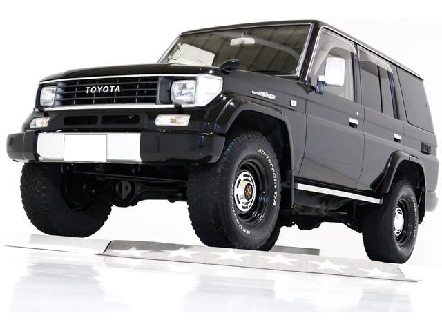 トヨタ SXワイド 4WD タイベル交換済 リフトUP サンルーフ付