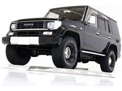 ランドクルーザープラドSXワイド 4WD タイベル交換済 リフトUP サンルーフ付