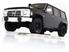 サファリグランロード ロールーフ ターボ 4WD 後期 1ナンバー可