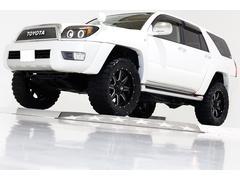 ハイラックスサーフSSR−X 4WD リフトUP FUEL20インチAW ナビ