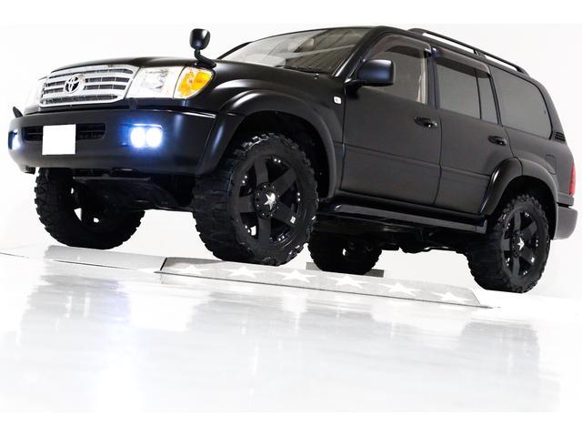 トヨタ VXリミテッド4WD リフトUP ロックスター20AW ナビ