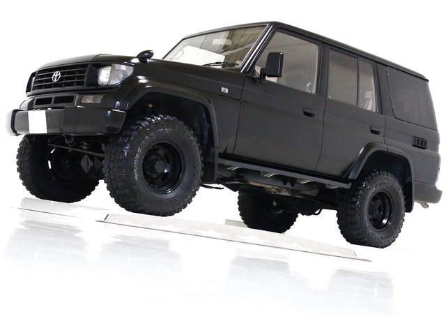 トヨタ SXワイド 4WD リフトUP 新品タイミングベルト交換済