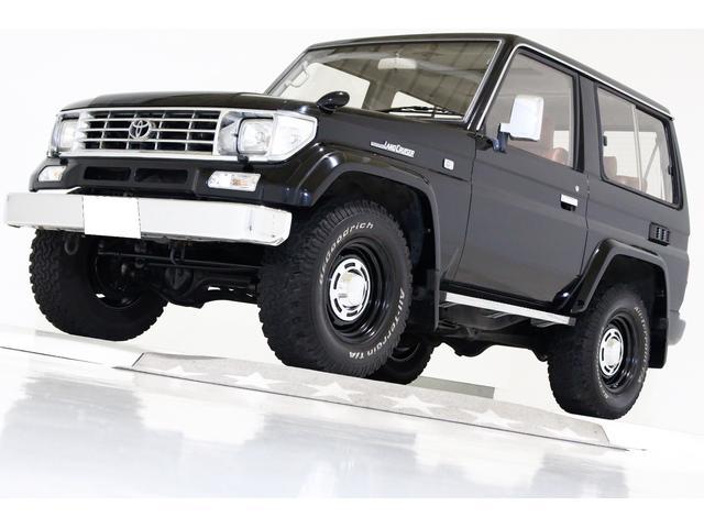 トヨタ SXワイド 4WD タイベル交換済 茶色レザー調シートカバー