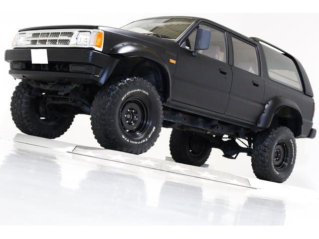 マツダ 4WD リフトUP ワイドオーバーフェンダー 3列7人乗り