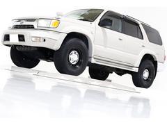 ハイラックスサーフSSR−X 4WD タイベル交換済 社外16AW 背面無し車