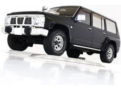 サファリグランロード ロールーフ 4WD 5速ミッション 観音開き