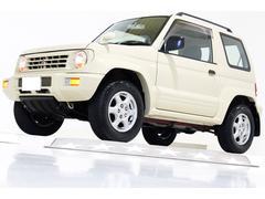 パジェロジュニアマックツイスト4WD ワンオーナー 5速マニュアル キーレス