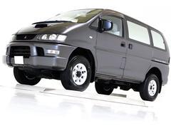 デリカスペースギアXR 4WD ディーゼルターボ 5速マニュアル 4ナンバー可