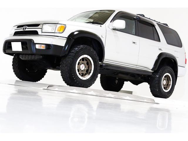 トヨタ SSR-V4WD リフトUP サイドステップ TRD16AW