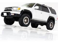 ハイラックスサーフSSR−V4WD リフトUP サイドステップ TRD16AW