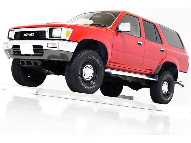 トヨタ SSR 4WD リフトUP ナローボディ キーレス 16AW