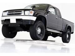 ハイラックススポーツピックエクストラキャブ ワイド 4WD リフトUP トノカバー付き