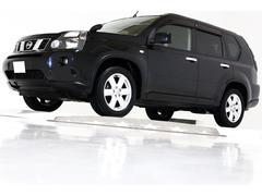 エクストレイル20GT 4WD ディーゼルT 黒ヘッドライト LEDテール
