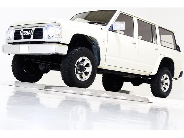 日産 AD 4WD リフトUP ロールーフ ナローボディ ヂーゼル