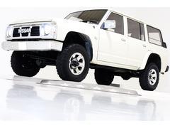 サファリAD 4WD リフトUP ロールーフ ナローボディ ヂーゼル