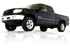 タンドラアクセスキャブ リミテッド 4WD 本革電動シート 新車並行