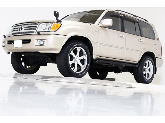 トヨタ VXリミテッド 4WD リフトUP NEWタイベル交換済み