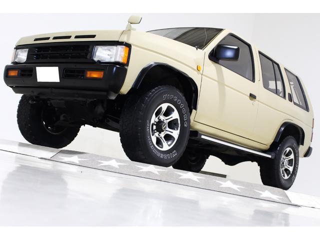日産 ディーゼルターボ R3M 4WD US仕様 ナロー仕様 CD