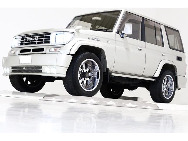 トヨタ SXワイド 4WD タイベル交換済 キーレス 20インチAW