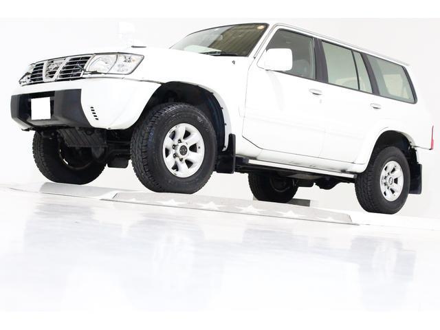 日産 グランロードリミテッド 4WD ワンオーナー 記録簿有 ナビ