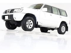 サファリグランロードリミテッド 4WD ワンオーナー 記録簿有 ナビ