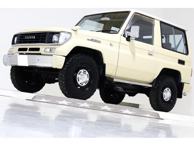 トヨタ LX4WD ヴィンテージ16AW ナローボディ 4ナンバー可