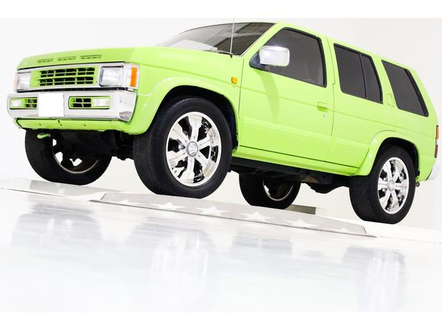 日産 V6-3000 ワイドR3M 4WD タイベルウオポン交換済