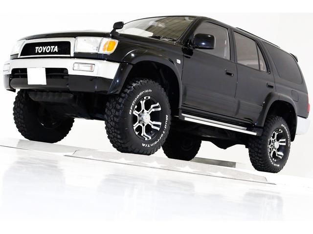 トヨタ SSR-X ワイド 4WD リフトUP サンルーフ ナビTV