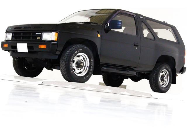 日産 V6-3000 R3M 4WD ワンオーナ 記録有 US仕様