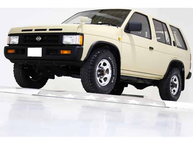 テラノ(日産) ターボ R3M 中古車画像
