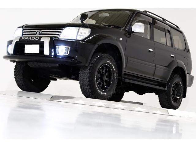 トヨタ TXリミテッド 4WD リフトUP 黒レザー調シートカバー