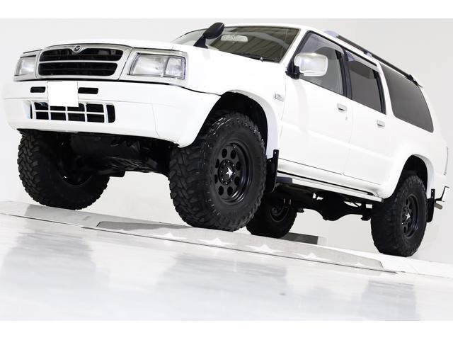 マツダ ベースグレード 4WD リフトUP STAR16インチAW