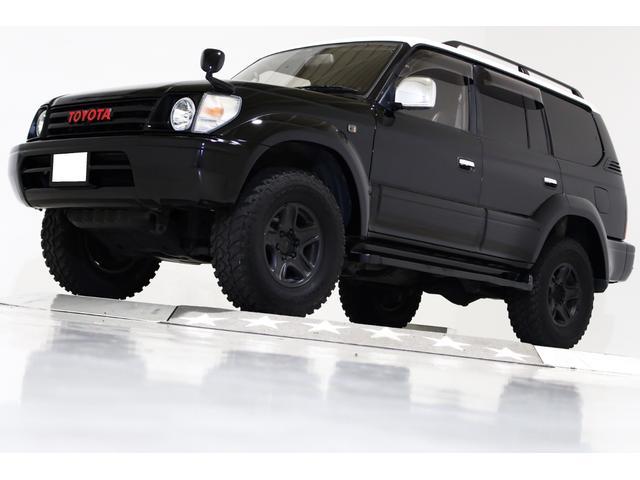 トヨタ TX 4WD 丸目換装 新品タイベル交換済 ディーゼルターボ
