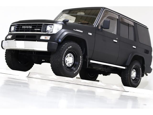 トヨタ EXワイド4WD ヴィンテージ16インチAW デフロック付