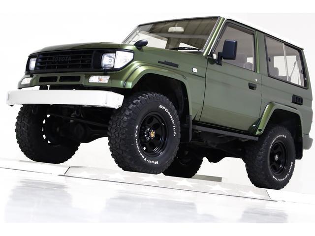トヨタ SXワイド4WDリフトUP 噴射ポンプ修理済 新品タイベル済