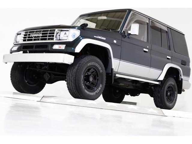 EXワイド4WD リフトUP タイミングベルト交換済 HID(1枚目)