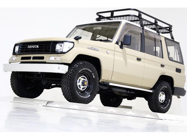 トヨタ EX 4WD ナローボディ ルーフラック 新品タイベル交換済