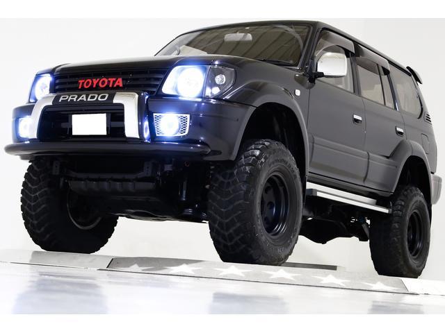 トヨタ TZ 4WD リフトUP 丸目ライト レザー調シートカバー