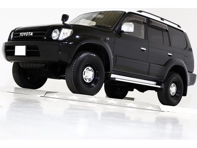 トヨタ TXリミテッド4WD 黒レザー調シートカバー 電動サンルーフ