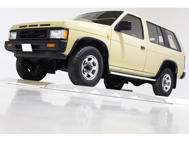 日産 ターボ R3M 4WD US仕様 噴射ポンプ修理済 ETC付