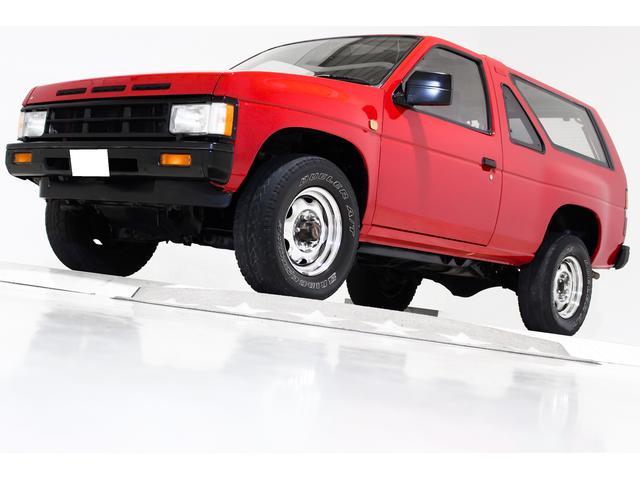 日産 V6-3000 R3M 4WD US仕様 新品タイベル交換済