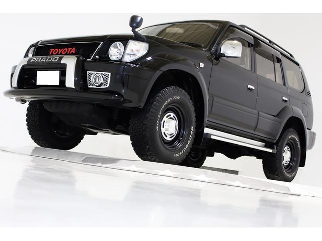 トヨタ TX 4WD ディーゼルターボ 丸目仕様 ヴィンテージグリル