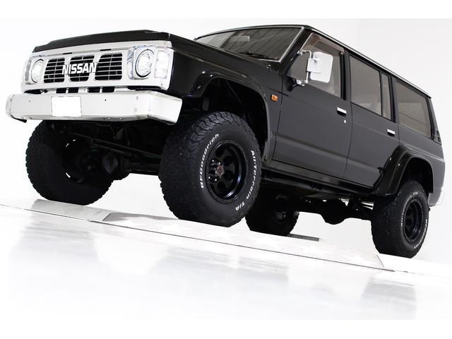 日産 グランロード 4WD リフトUP ロールーフ ディーゼル