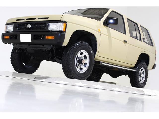 日産 V6-3000 ワイドR3M 4WD リフトUP US仕様