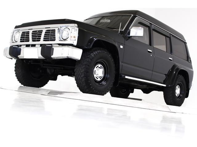 日産 グランロード 4WD HDDナビ フルセグTV ディーゼル車