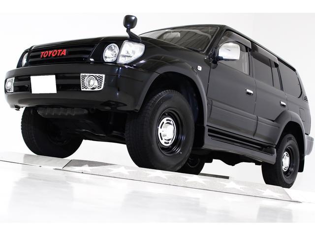 トヨタ TX 4WD ディーゼルターボ車 タイベル交換済 丸目仕様