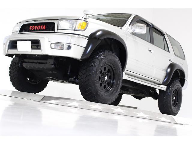 トヨタ SSR-X 4WD リフトUP ヴィンテージグリル 16AW