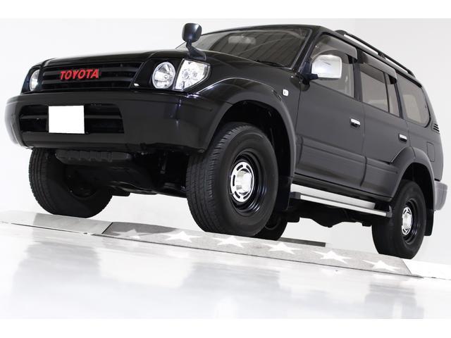 トヨタ TX 4WD 丸目仕様 社外16AW ヴィンテージエンブレム