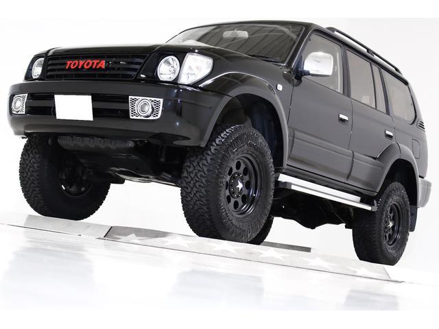 トヨタ TXリミテッド4WD リフトUP 丸目仕様 背面タイヤカバー