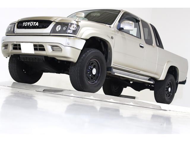 トヨタ ハイラックススポーツピック エクストラキャブ ワイド4WD ディーゼル車 新品タイベル済